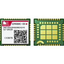 SIM800C-DC 4 frequency GSM/GPRS Module