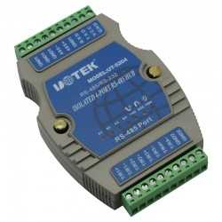 UTEK UT-5204 Industrial Serial Hub