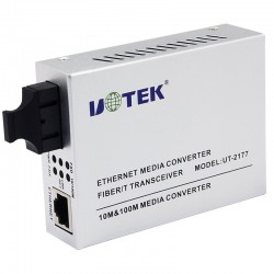 Utek multimode fiber UT-2177MM Converter