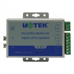 RS-232/485/422 Single Fiber MODEM UT-277 SM